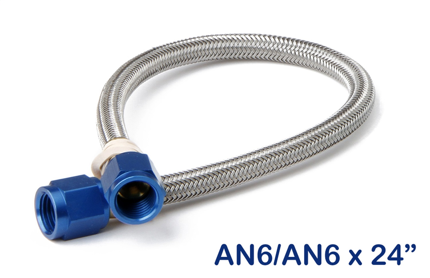 NOS 15410NOS Stainless Steel Braided Hose
