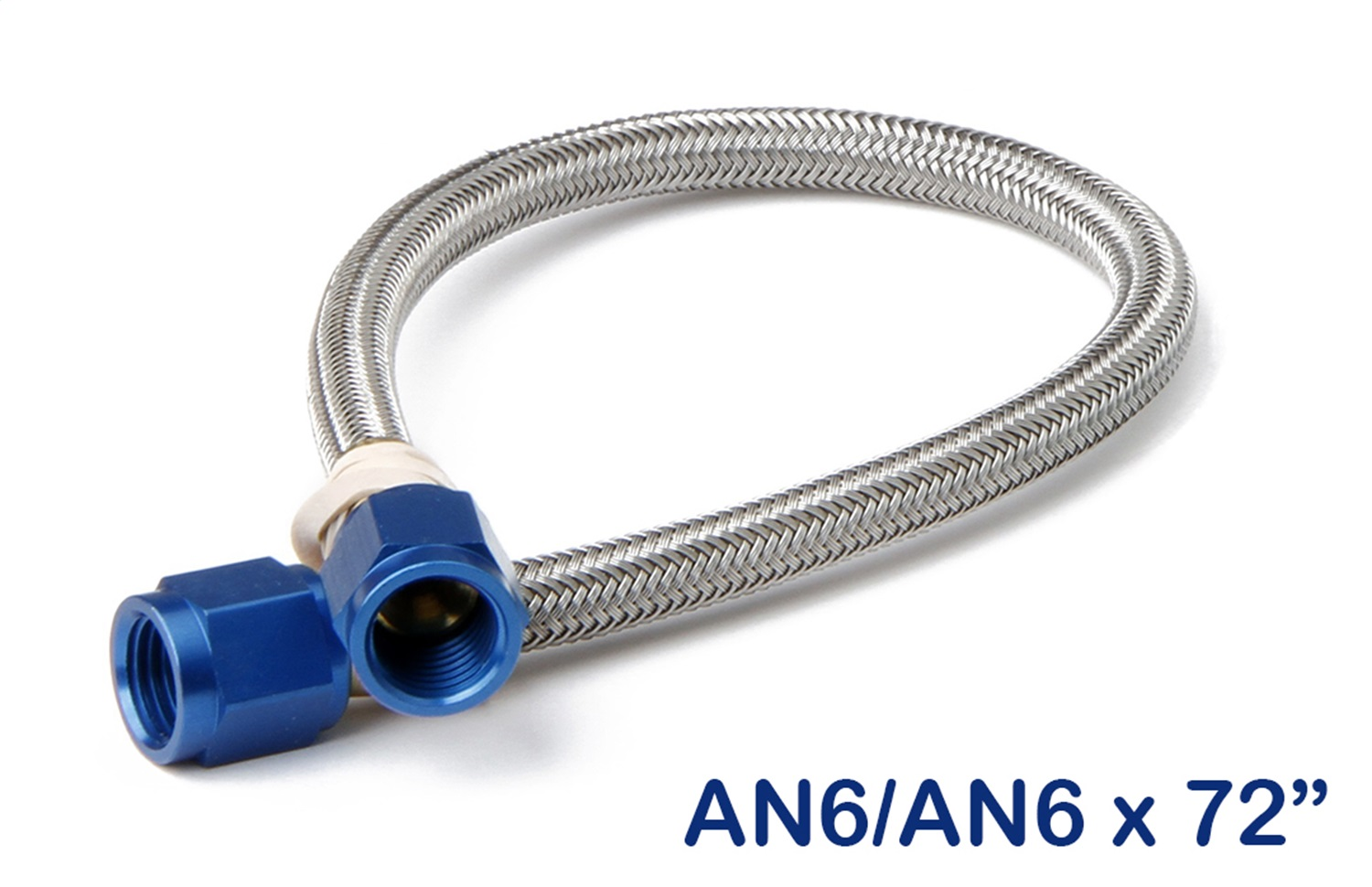NOS 15430NOS Stainless Steel Braided Hose