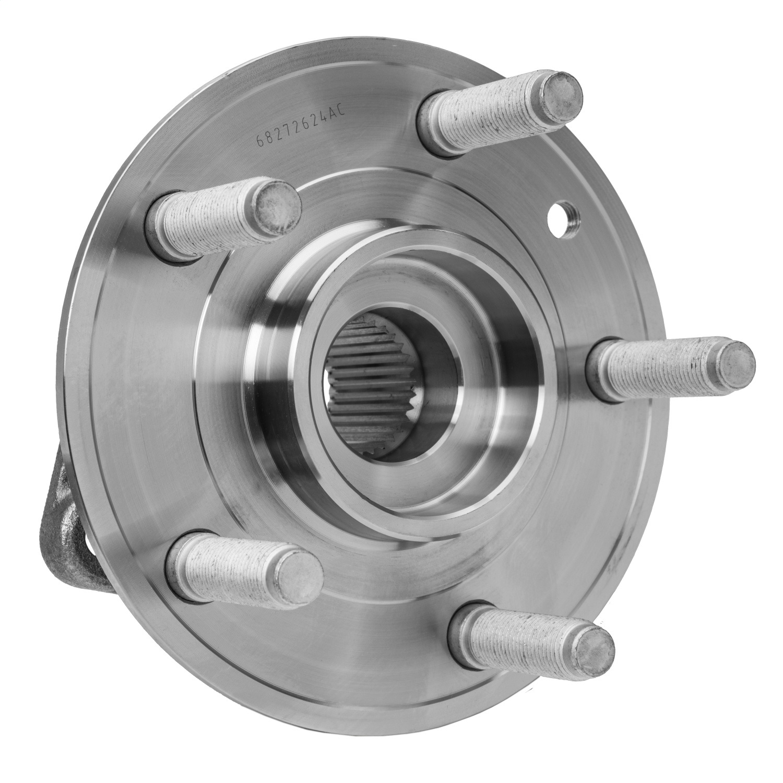 Omix 16705.19 Axle Hub Assembly Fits 18-21 Gladiator Wrangler (JL)