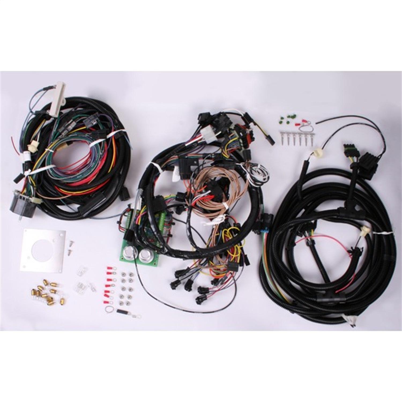 Omix 17203.02 Wiring Harness Fits 76-86 CJ5 CJ7 Scrambler   eBay   Cj5 Wiring Harness Replacement      eBay