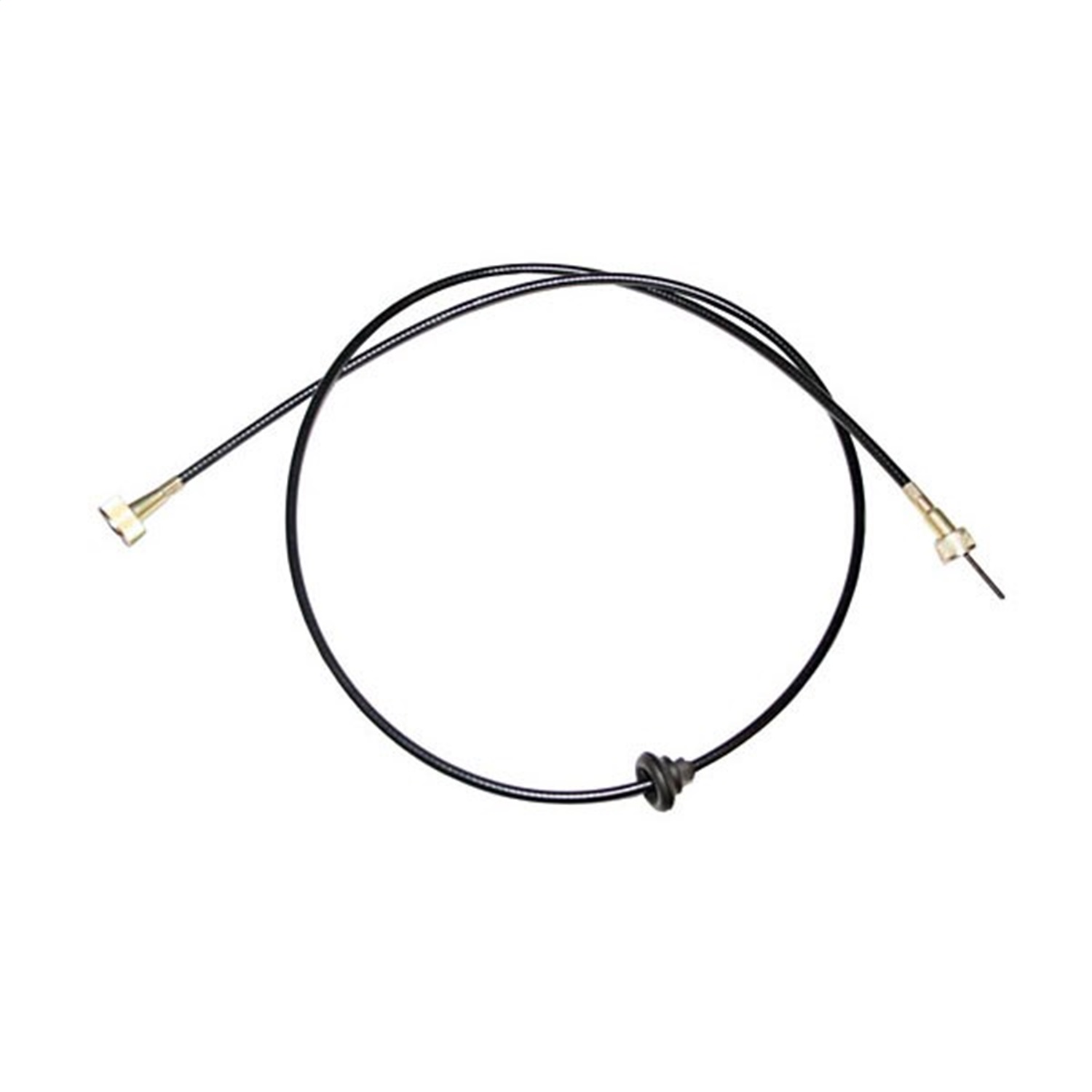 Omix-Ada 17208.01 Speedometer Cable Fits 41-75 CJ-3B CJ3 CJ5 CJ6 MB Willys