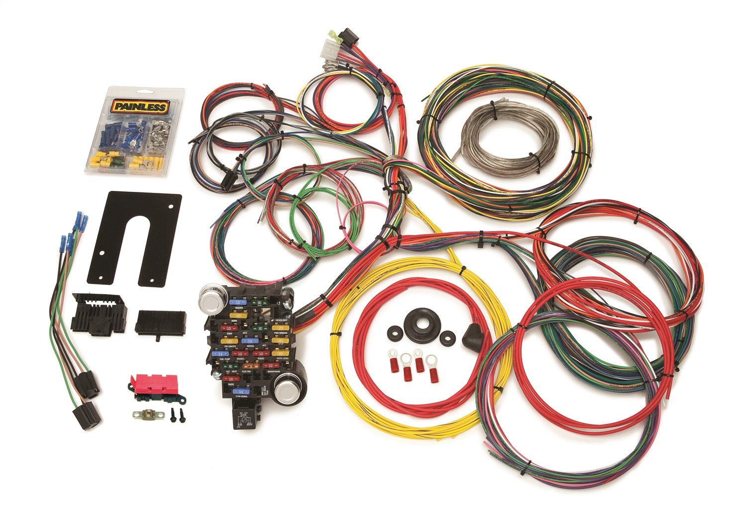 painless wiring harness and chassis painless wiring 10203 chassis wire harness ebay  painless wiring 10203 chassis wire
