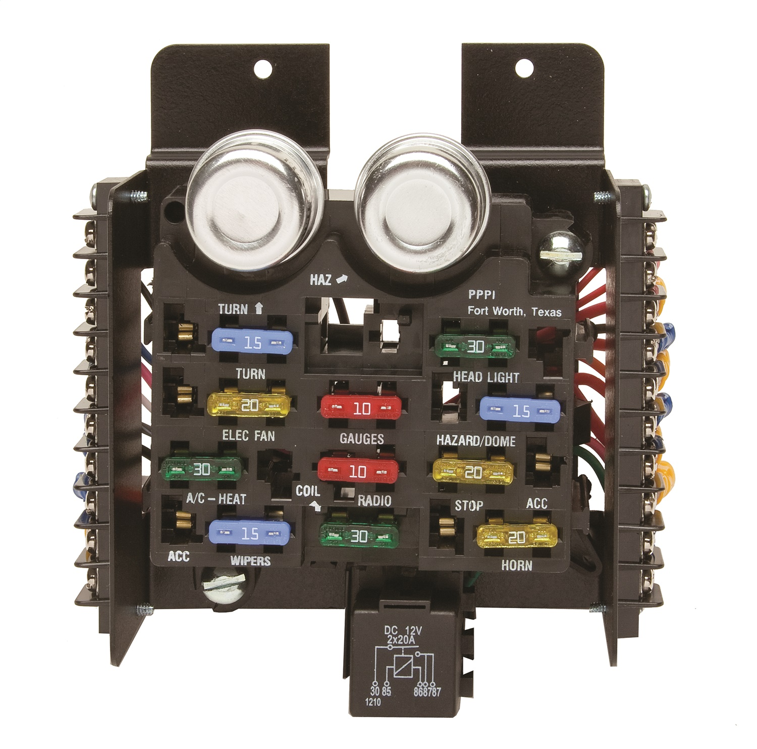 Painless Wiring 30001 14 Circuit ATO Fuse Center