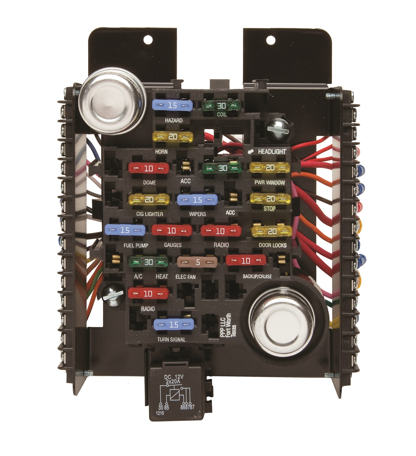 Painless Wiring 30003 20 Circuit ATO Fuse Center