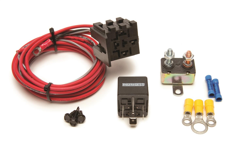 Painless Wiring 30101 Fan-Thom Electric Fan Relay Kit