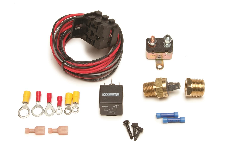 Painless Wiring 30103 Fan-Thom II Electric Fan Relay Kit