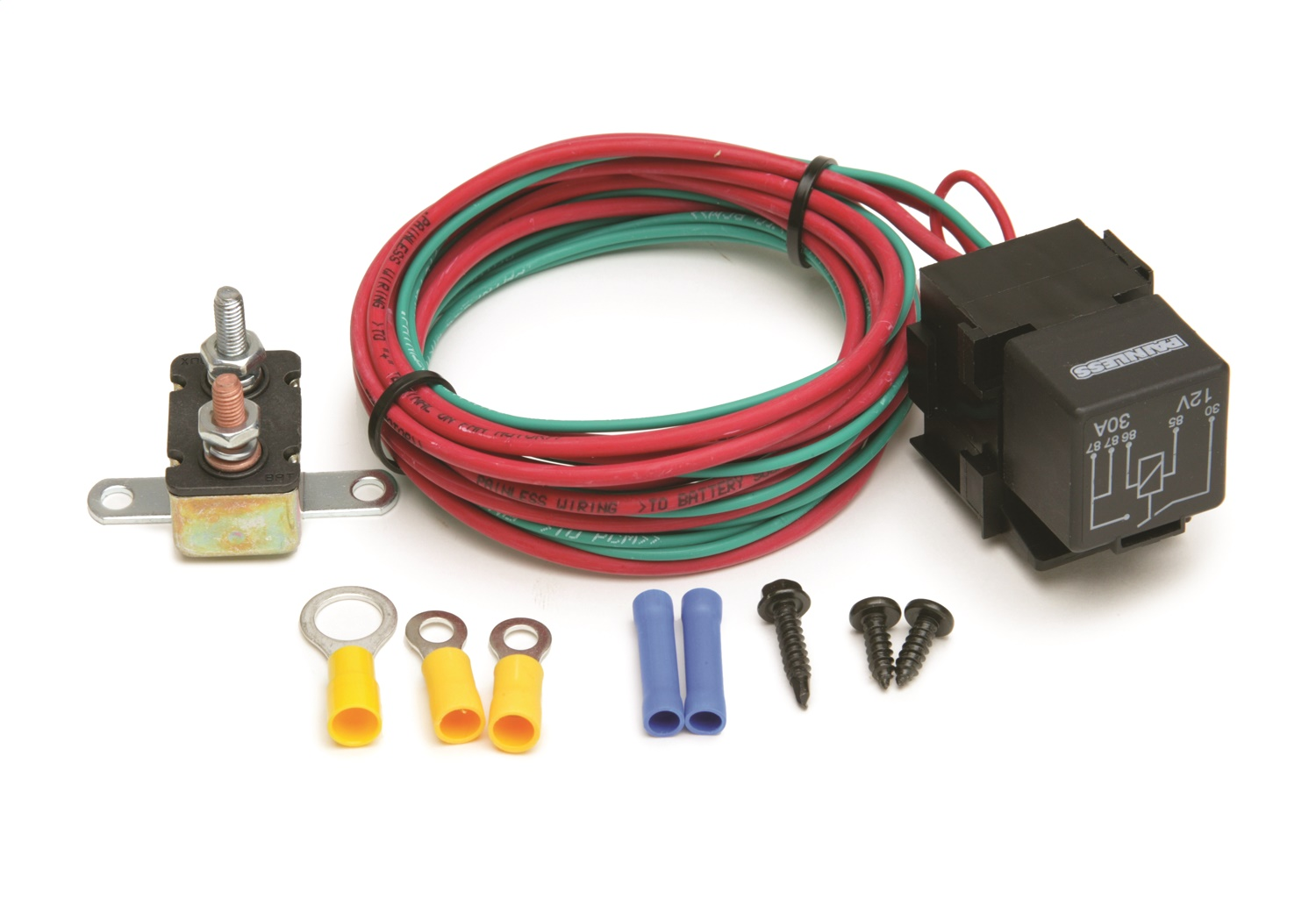 Painless Wiring 30109 PCM Controlled Fan Relay Kit