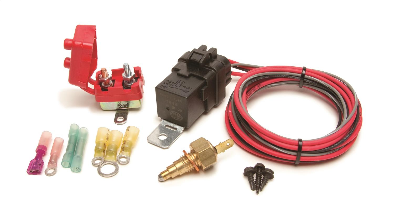 Painless Wiring 30127 Fan-Thom II Electric Fan Relay Kit