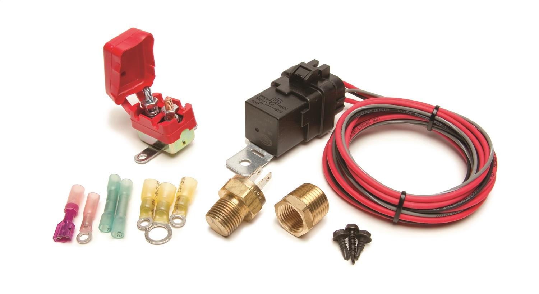 Painless Wiring 30128 Weatherproof Fan Relay Kit