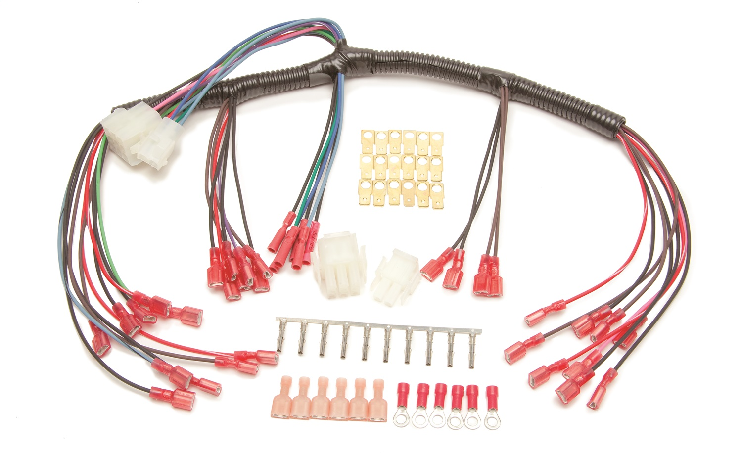 painless wiring 30301 universal autometer gauge dash wire