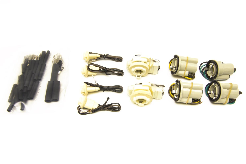 Painless Wiring 30352 Headlight Socket Kit