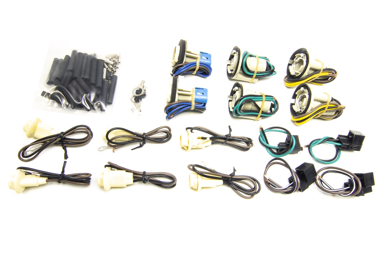 Painless Wiring 30353 Headlight Socket Kit