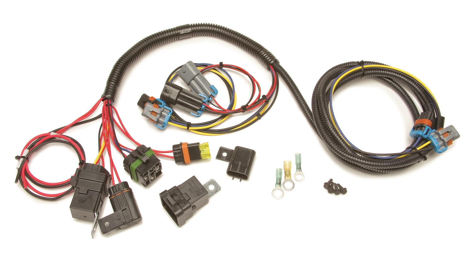 Painless Wiring 30817 H4 Headlight Relay Conversion Harness