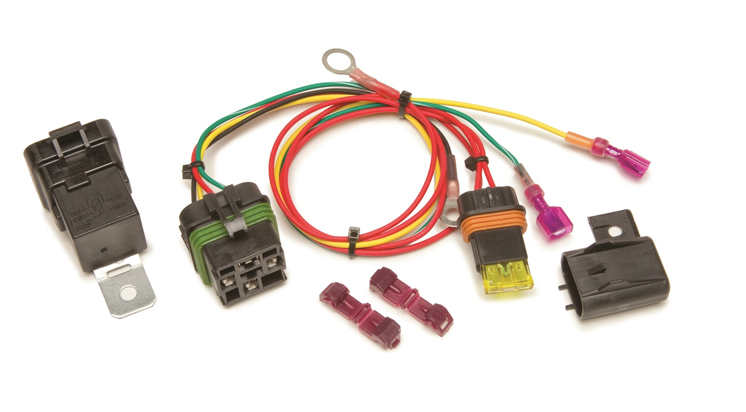 Painless Wiring Harness 2005 Envoy Start Building A Diagram 57 Bel Air 30822 High Beam Headlight Relay Kit Ebay Rh Com