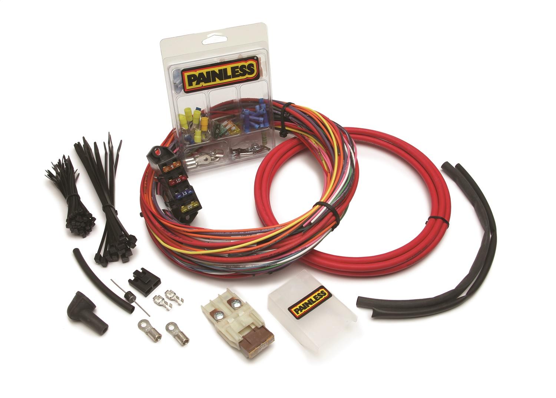 Painless Wiring 30830 CSI Universal Engine Harness