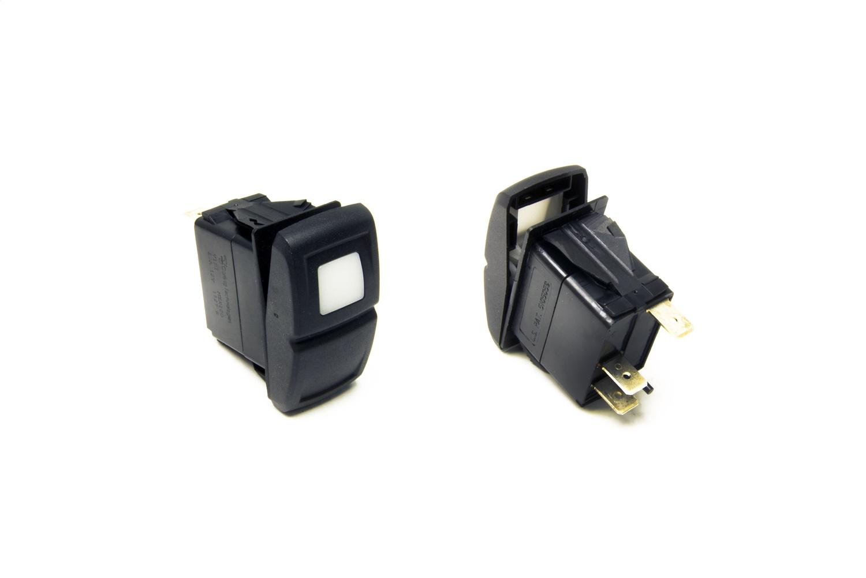 Painless 57051 Rocker Switch - LED Weatherproof On/Off Switch
