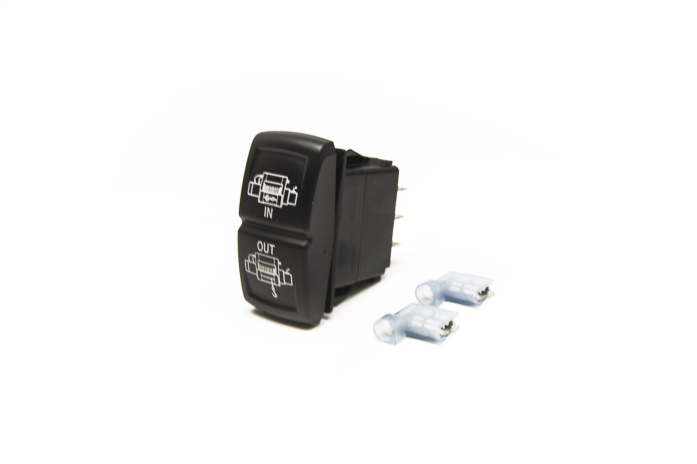 Painless 57150 Trail Rocker Winch Control Add-On Switch