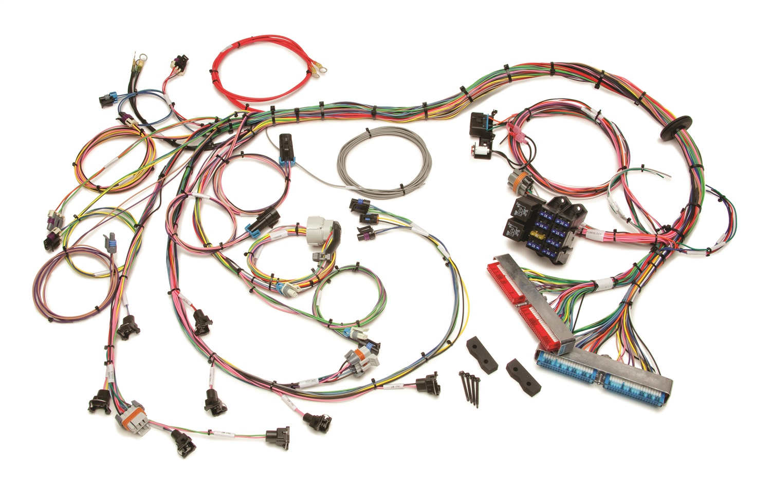 Painless Wiring Ford 5 0 Free Diagram For You Harness 21 Circuit Fuel Injection