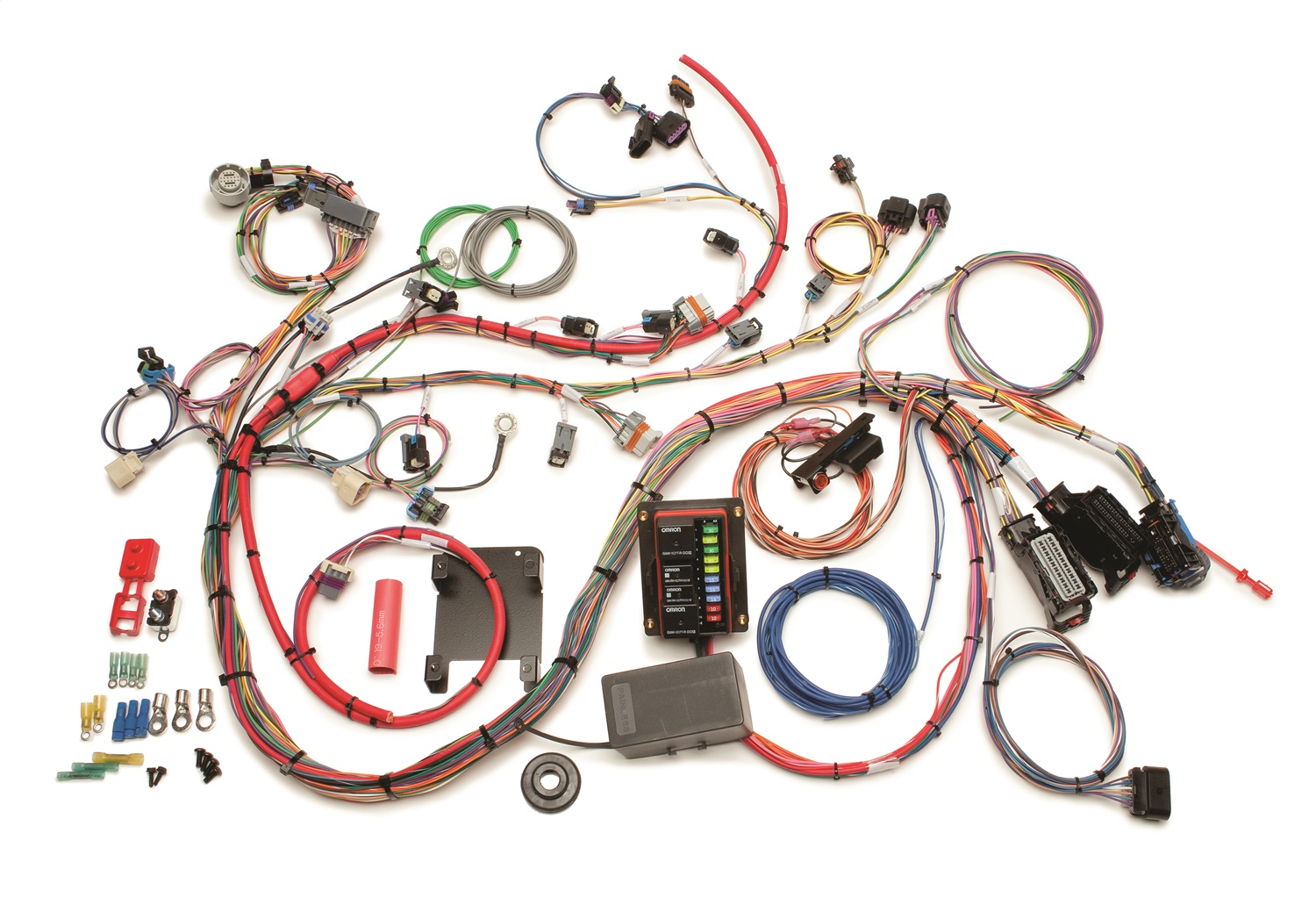 Painless Engine Wiring Harness Just Another Diagram Blog Universal 60526 Ebay Rh Com 1965 Chevelle