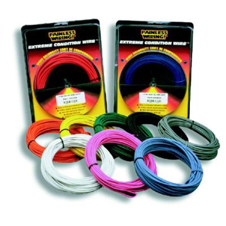 Painless Wiring 70700 10 Gauge TXL Wire