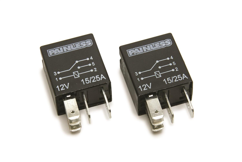 Painless Wiring 80135 Micro Relay