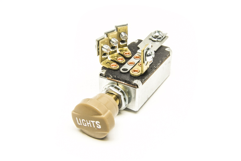 Painless Wiring 80154 Headlight Switch w/Plastic Knob