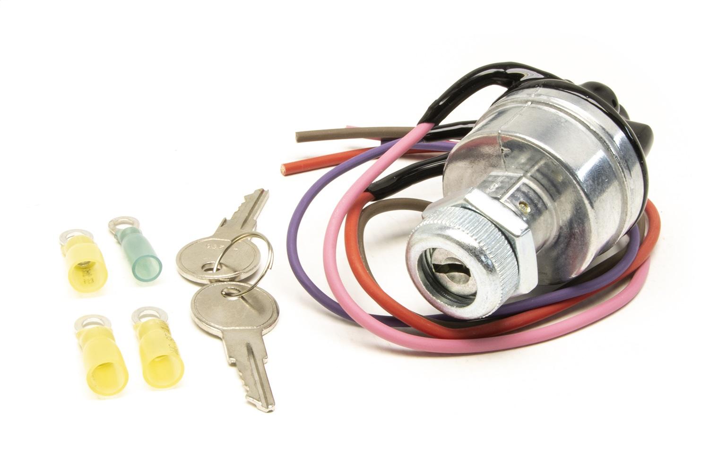Painless Wiring 80529 Weatherproof Universal Keyed Ignition Switch