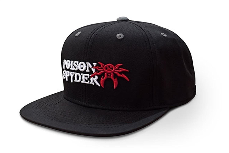 Poison Spyder 50-46-283 Poison Spyder Logo Flatbill Snap-Back Hat