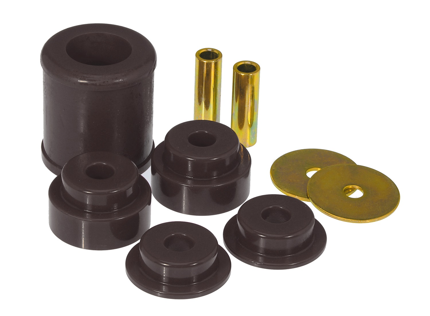 Prothane 14-1603-BL Differential Bushing Kit Fits 03-09 350Z