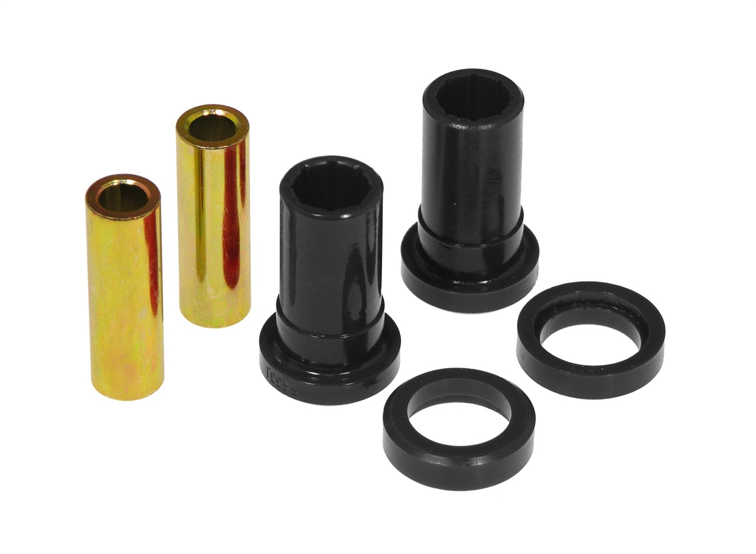 Prothane 18-210-BL Control Arm Bushing Kit Fits 71-85 Celica