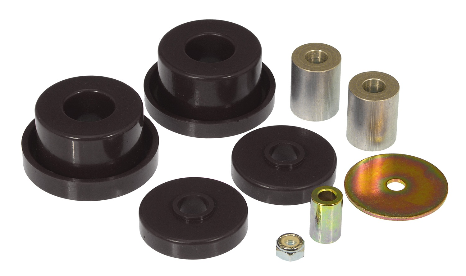 Prothane 4-1607-BL Differential Bushing Kit Fits 300 Challenger Charger Magnum