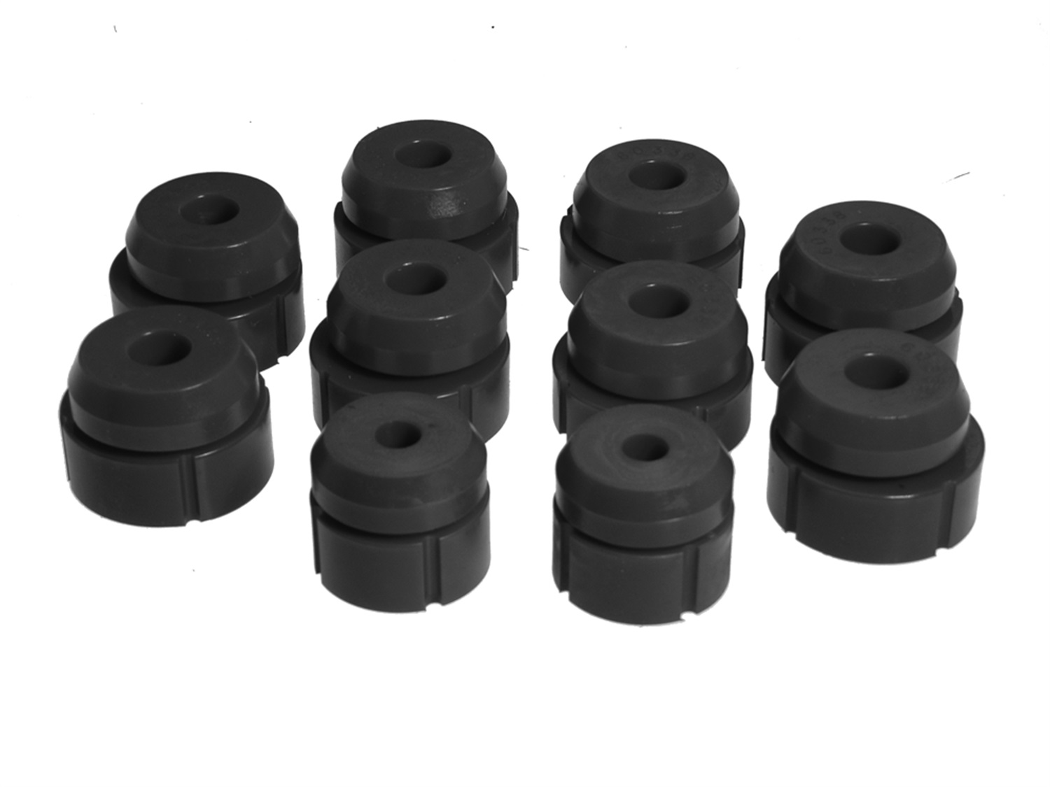 Prothane 6-107-BL Body And Cab Mount Bushing Kit Fits 80-96 Bronco