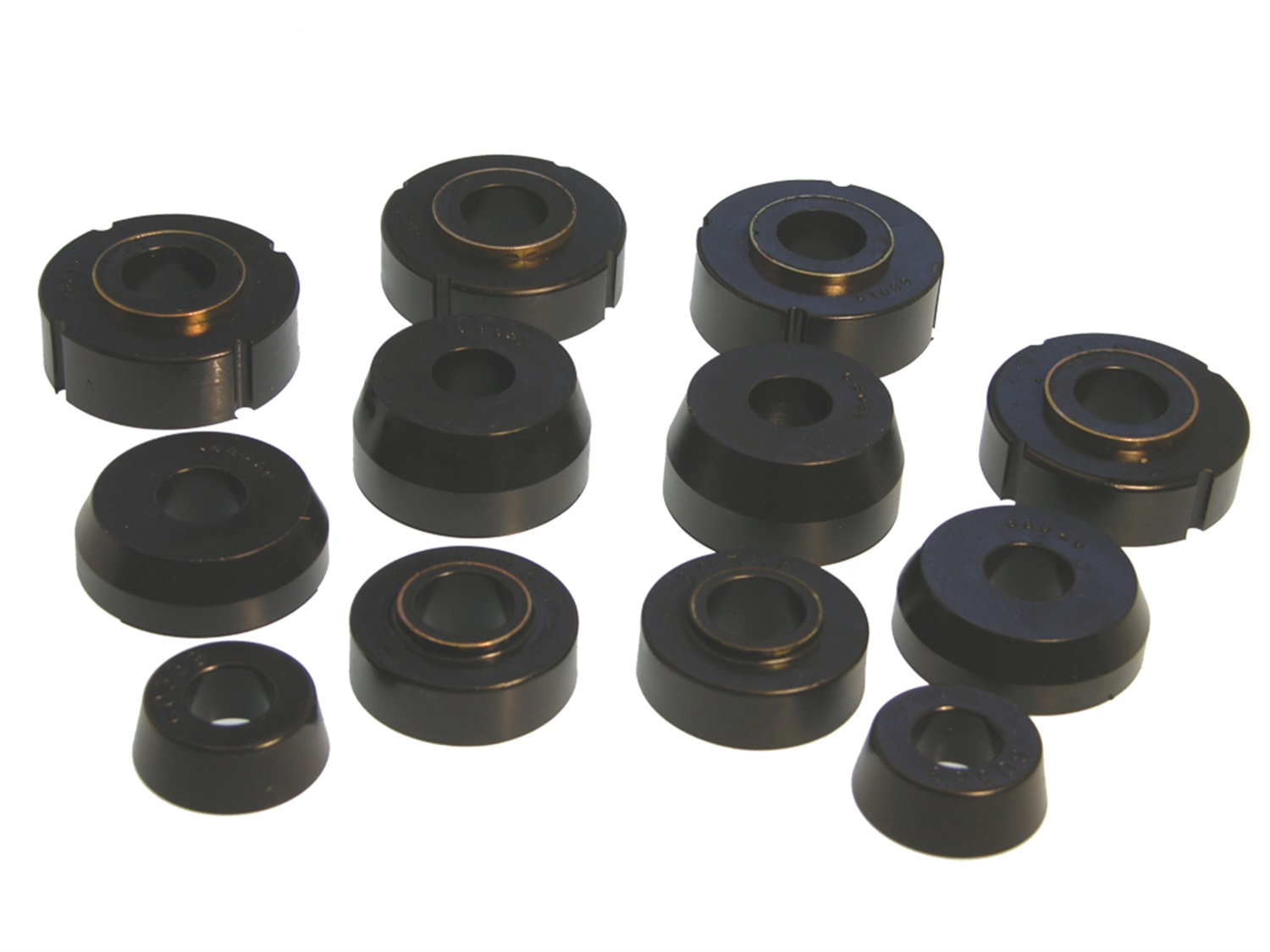 Prothane 6-110-BL Body And Cab Mount Bushing Kit Fits 67-79 F-150 F-250 F-350
