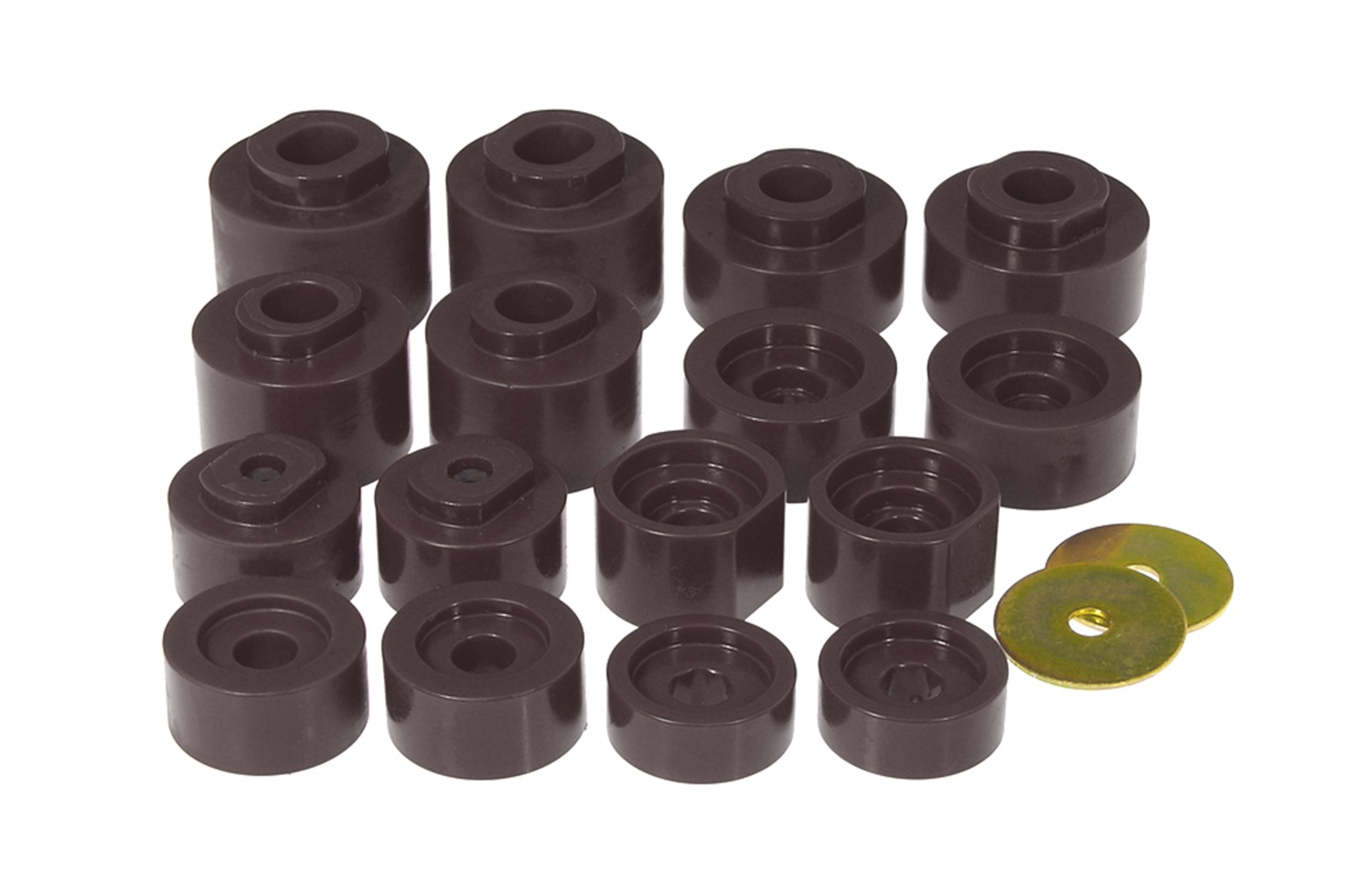 Prothane 6-116-BL Body Mount Kit Fits 01-05 Explorer Sport Trac