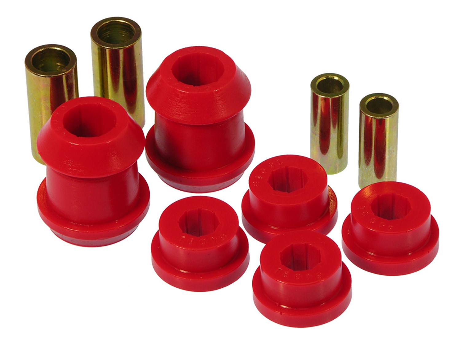 Prothane 8-212 Control Arm Bushing Kit Fits 92-01 Civic Civic del Sol Integra