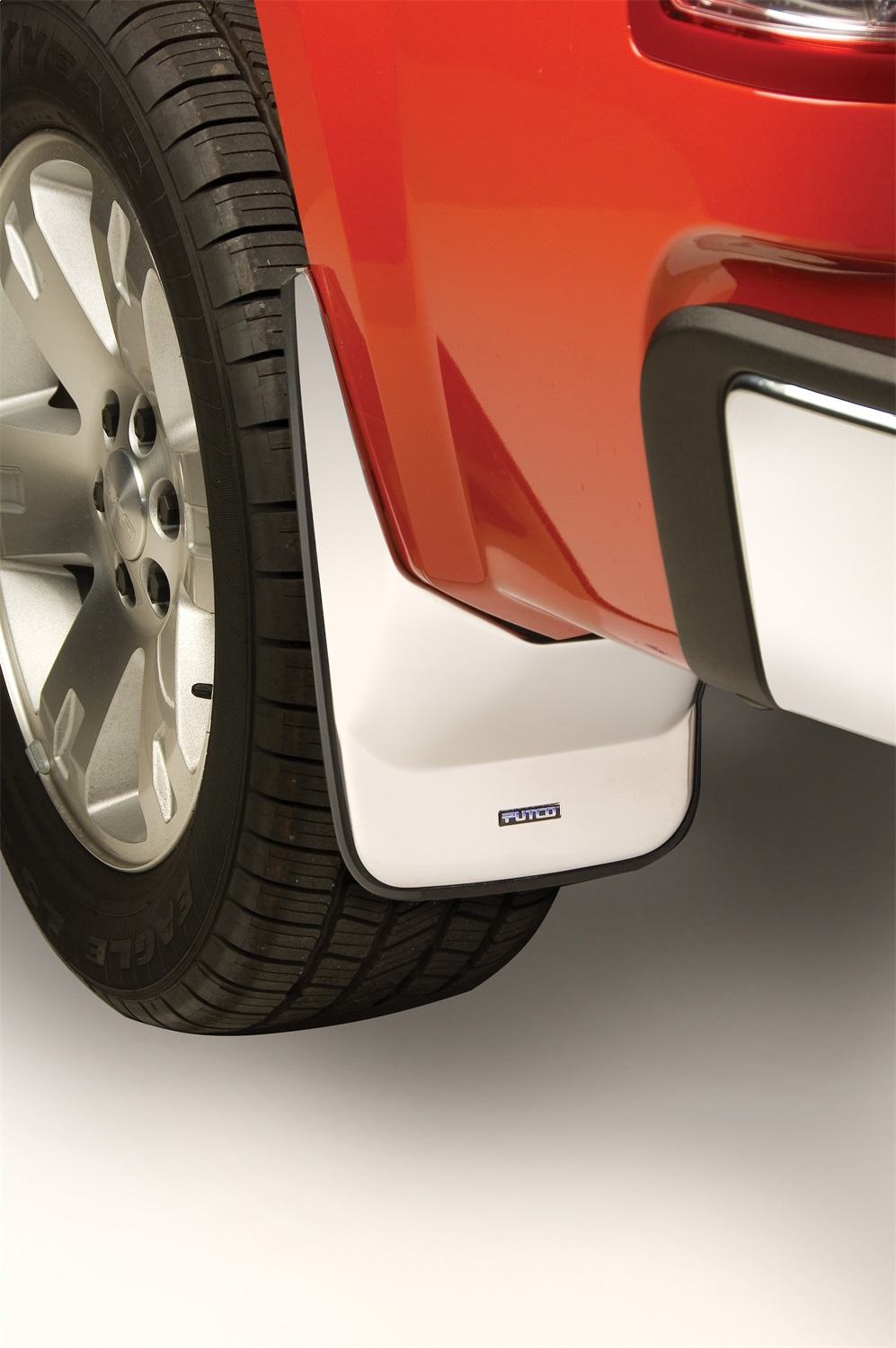 Putco 79532 Form Fitted Mud Skin Mud Flap