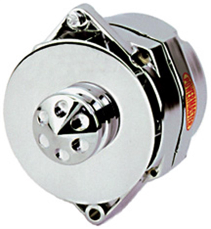 Powermaster 37294 Chrome 1 Wire Gm 12si Delco Alternator W 1v Chevrolet Blazer I Have A Based On