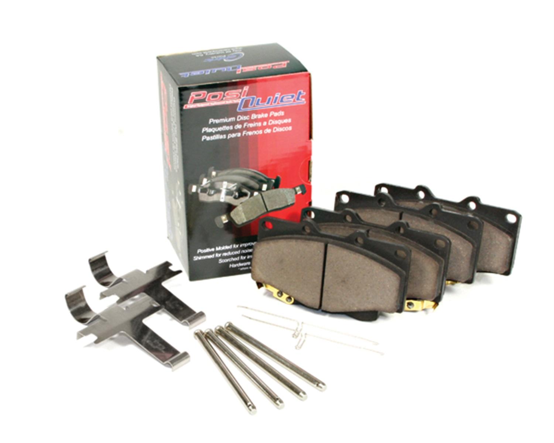 StopTech 105.07921 Disc Brake Pad
