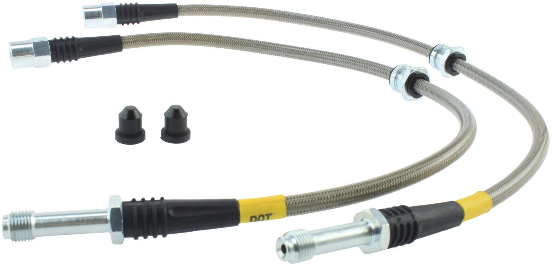 StopTech 950.34505 Stainless Steel Braided Brake Hose Kit