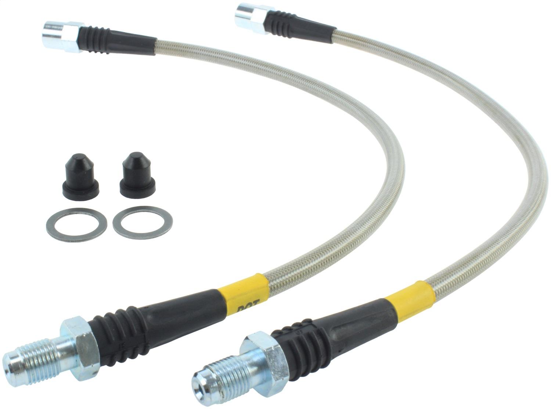 StopTech 950.34513 Stainless Steel Braided Brake Hose Kit
