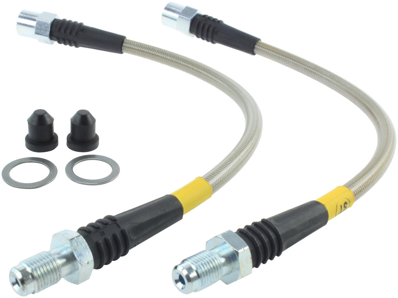StopTech 950.34531 Stainless Steel Braided Brake Hose Kit