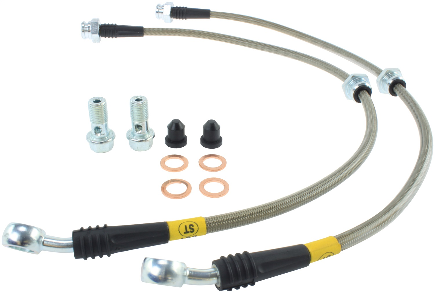 Stainless Steel 950.45500 StopTech Brake Line Kit