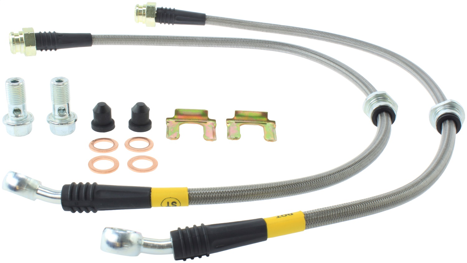 950.34019 Brake Line Kit StopTech Stainless Steel
