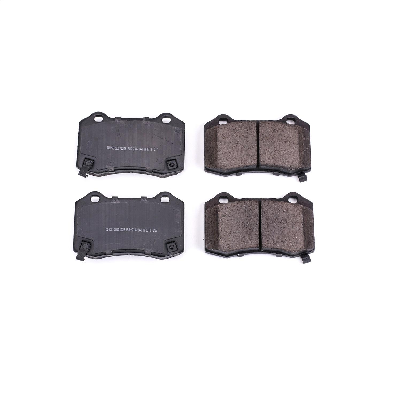 with Installation Hardware Front Bendix Premium Copper Free CFM1474 Premium Copper Free Semi-Metallic Brake Pad