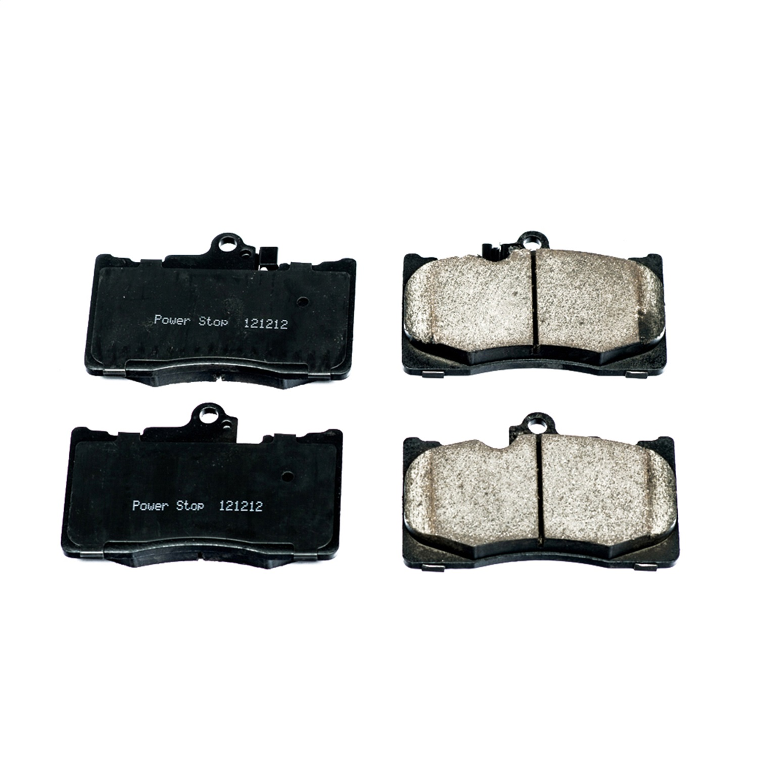 309.11180 FRONT SET Stoptech Street Performance Disc Brake Pads High Friction