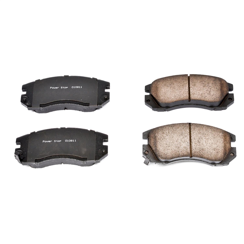 StopTech 300.11180 Premium Brake Pad