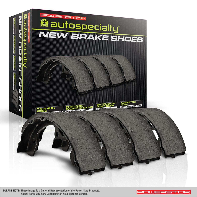 Wagner Premium Brake Z779 Rear New Brake Shoes 12 Month 12,000 Mile Warranty