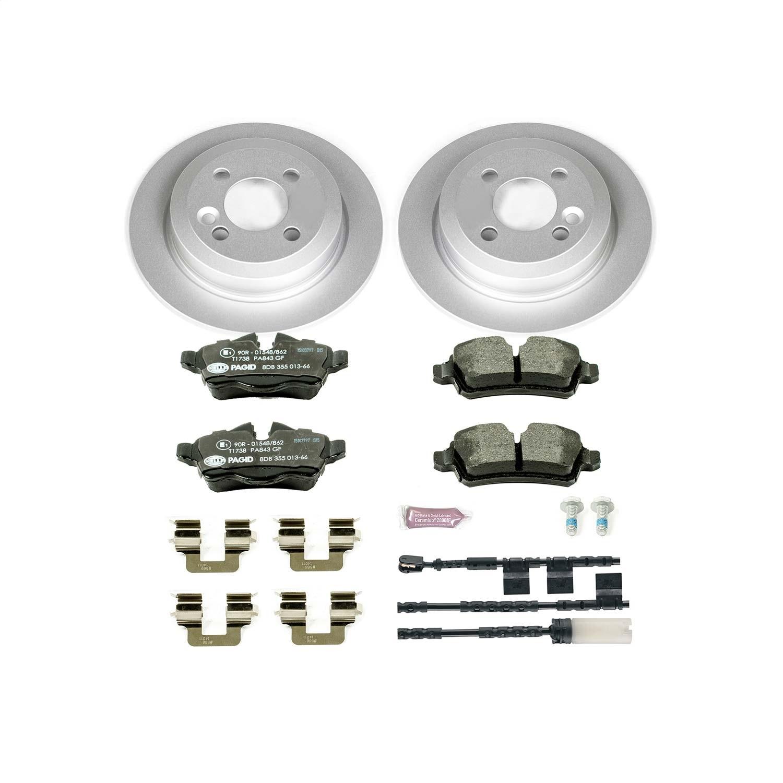 StopTech 909.47504 Rear Brake Kit Preferred Pack