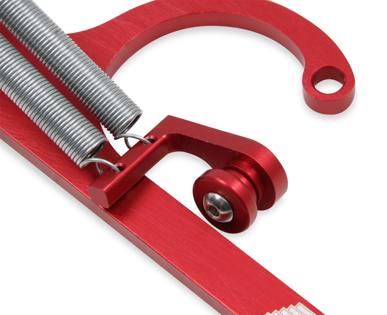 Quick Fuel 49-133QFT Billet Aluminum Throttle Cable Bracket