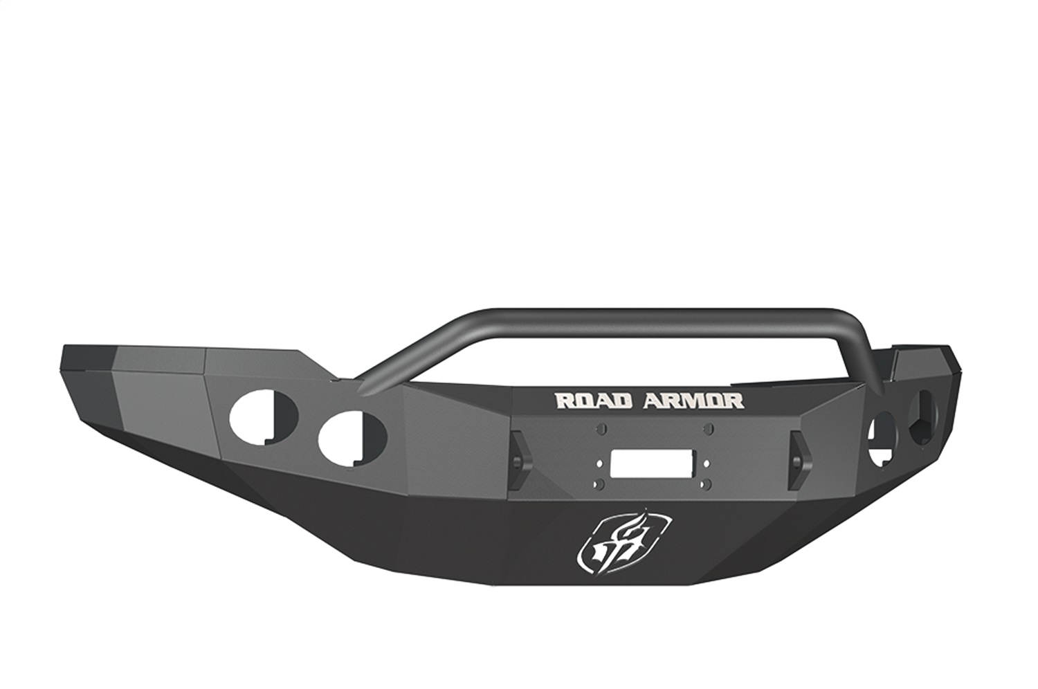 Road Armor 38204B Stealth Winch Front Bumper